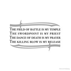 Battle Mantra - An Ember in the Ashes by introvertedpeg