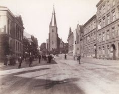 Akersgata 1900