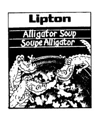 alligator soup - photo #28