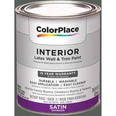 ColorPlace, Interior Paint, Deepest Valley Green, #30GY 13/045