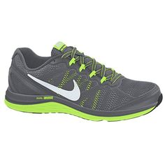4bb704b5c32d27 Nike Dual Fusion Run 3 - Men s - Black White Cool Grey Metallic Silver
