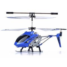 A Set of 2 Brand New Genuine Syma S107G 3 Channels Mini Indoor Co-axial Metal Body Frame & Built-in Gyroscope Rc Remote Controlled Helicopters (1) Blue and (1) White with AC Chargers by RC TOYS VILLAGE. $59.95. The brand new GYRO S107 3 CH Mini RTF RC Helicopter comes with the greatest advancement in Helicopter Technology, a Gyro. No more crashing, no more replacing parts, the GYRO has changed the Helicopter industry completely, making this RC Helicopter super easy to fly an...