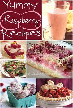 Raspberry Recipes #recipes