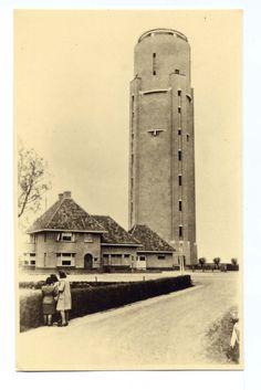 #Watertoren #Oostburg 1942 (foto via Nico Peterse)