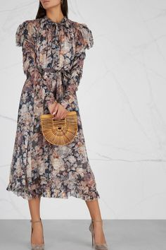 Zimmermann Tempest Floral Dress e32f58f6b