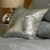 Found it at AllModern - Rivo Alto Pillow in Silver