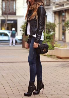 chic gorgeous outfit