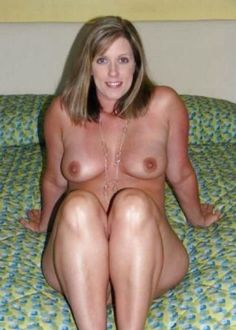 Hot nude middle aged women