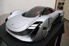 Porsche 911 Solo Concept by Khashayar Jenabi - Cars concept - aeeb6d30566773.5628c83b4a47b