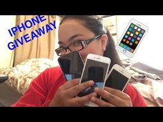 IPHONE GIVEAWAY!