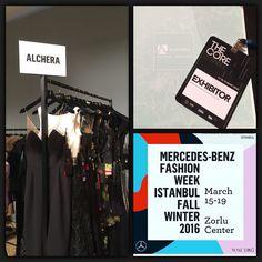 Mercedes-benz fashion week bunyesinde gerceklesen the core fuarinda bizde yerimizi aldik.   #alchera #mbfw #mbfwistanbul #mbfw2016 #thecore #thecore2016 #zorlucenter