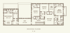 kill the second master suite and this is a nice plan
