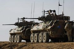 Two of the Australian Armoured Vehicle Army Vehicles, Armored Vehicles, Usmc, Marines, Lav 25, Australian Defence Force, Military Armor, Armored Fighting Vehicle, Battle Tank