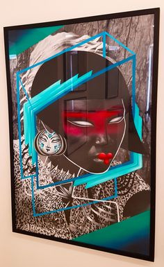 La street artiste Kaldea pour l'exposition street art Strokar à Bourg-en-Bresse. #strokart #streetart #arturbain #graffiti #kaldea #bourgenbresse #ain #exposition