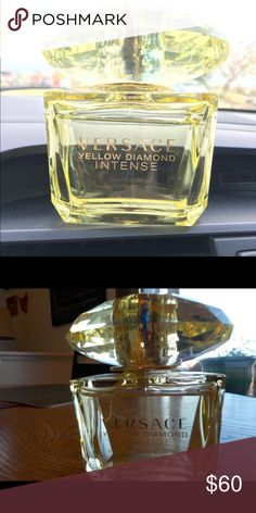 VERSACE yellow intense 3.0 Almost brand new, purchased new from Nordstrom for $94.00. Versace Other