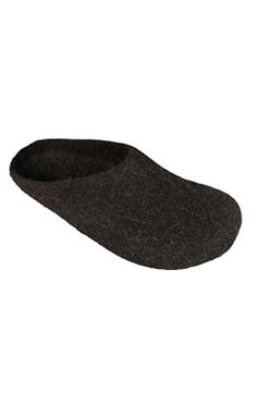 0603593ed Magic Felt AT719 Slipper, Schwarz Braun sz 41 *** Read more reviews of