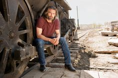 Anson Mount Cowboys & Indians Cover Story Photo