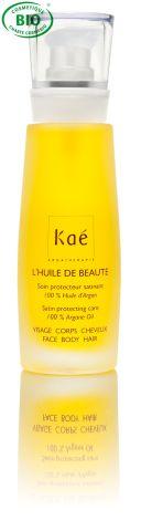 Schönheitselixier: Pures Argan-Öl von Kaé