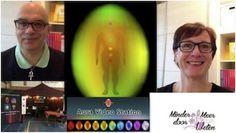 """Minder en Meer door Weten. Aura fotografie op de Mystical Fantasy Fair. Sible en Jolande Bijvoets en brengen weer """"licht"""" in je chakra's en aura! Met gebruik van de nieuwste techniek en onze jaren lange ervaring als Mediums, Reiki Masters, QT-Healers, BewustZijn trainers en kleurencoaches staan wij komende Mystical Fantasy Fair tot jullie beschikking in onze Chakra-Aura-Dome."""