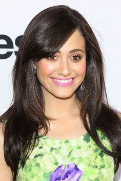10 Star-Approved Smoky Eye Looks That Are Perfect for Summer featuring Emmy Rossum