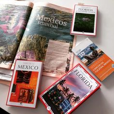 Mexico Travel Books Riviera maya