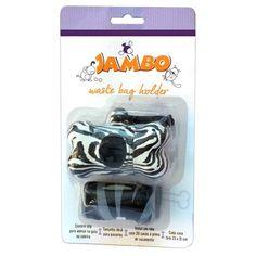 Kit Cata Caca Zebra Jambo Pet - MeuAmigoPet.com.br #petshop #cachorro #cão #meuamigopet