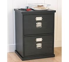 File Cabinets, Filing Cabinets & Wood File Cabinets | Pottery Barn