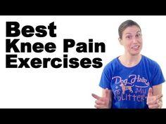 10 Best Knee Pain Strengthening Exercises – Ask Doctor Jo - YouTube