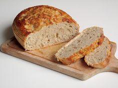 Život podle Karol: PEČEME: Nejlepší domácí chléb bez kvásku Healthy Cooking, Cooking Recipes, Banana Bread, Homemade, Desserts, Diet, Syrup, Cooking, Tailgate Desserts