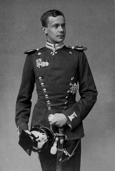 His Serene Highness Prince Wilhelm Friedrich of Wied (1872-1945)