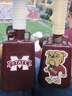 Needs more cowbell. #msu #bulldogs #dawgs