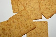 Ingredients: - 1 egg - ½ cup coconut flour - Pinch of salt - 2 tablespoon butter - 1 ½ cups shredded cheddar cheese Mix all ingredients together in food processor until smooth. Line cookie sheet with parchment. Distribute mixture evenly. Bake 10 minutes at 400 degrees. Cut with pizza cutter. Return to oven, bake another 10 minutes.