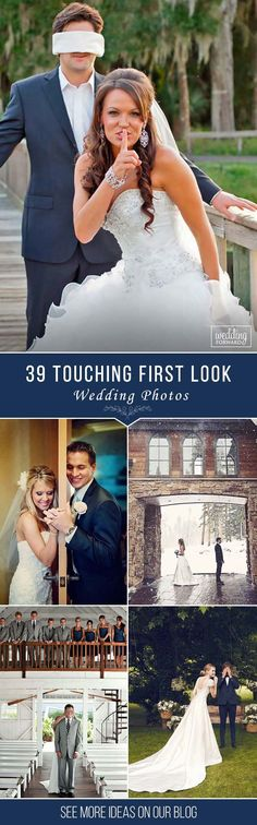 39 Touching First Look Wedding Photos ❤ Browse our First Look wedding photos gallery & ideas and see why many couples chose to break the tradition in favour of capturing this tender moment. See more: http://www.weddingforward.com/first-look-wedding-photos/ #weddings #photography