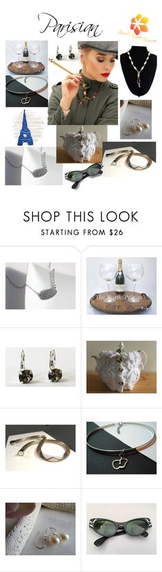 """""""Parisian"""" by varivodamar ❤ liked on Polyvore featuring Inox, Foster Grant and modern"""