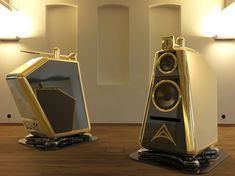 """UNICORN"" - exceptional small series speaker system."