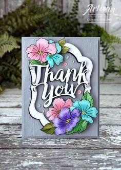 Card by Connie Collins using the Blended Seasons Bundle by Stampin' Up! Hand Made Greeting Cards, Making Greeting Cards, Pop Up Cards, Your Cards, Kirigami, Stamping Up Cards, Rubber Stamping, Flower Cards, Homemade Cards