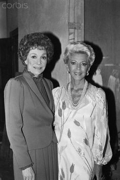 Jane Wyman (DC) and Lana Turner (D)