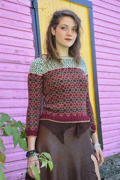 Ravelry: Dearle pattern by Susi Ferguson