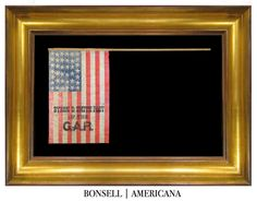38 Star Antique GAR Flag - BONSEL | AMERICANA