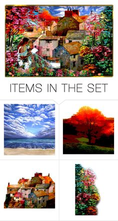 """""""Untitled #1524"""" by jothomas ❤ liked on Polyvore featuring art"""