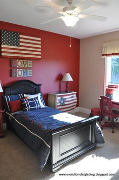 Evolution Of Style Homearama House Tour Day 1 Red Rooms First Home Boy
