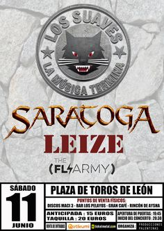 Los Suaves   Saratoga   leize   The Fly Army