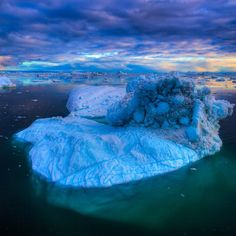 Fjords and icebergs of Greenland. For the Bucket List! | The Planet D: Adventure Travel Blog