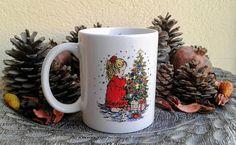 Christmas Mugs!!!  #coffeemugs #teamugs #xmas #santaclaus