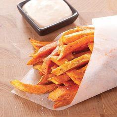 sweet potato fries...my faaaaavorite
