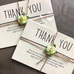 Thank youwishbracelets