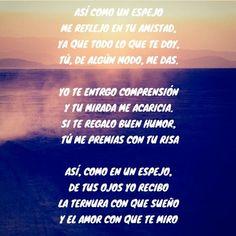 Image on Poemas Cortos  http://www.poemas-para.com/amigos/