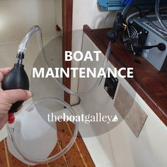 Keep your boat and gear working well with these suggestions for routine maintenance and simple fixes.