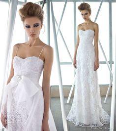 Mire Zwillinger Wedding Dresses 2012
