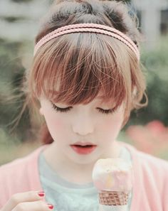 Sweet ice cream girl / PONY Park Hye Min (박혜민)